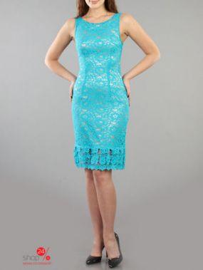 Платье Ангелика, цвет бирюзовый