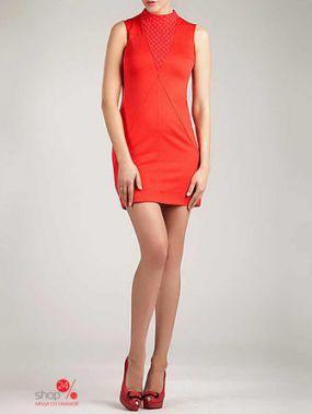 Платье O.Jen, цвет красный