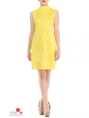 Платье O.Jen, цвет желтый