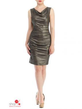 Платье O.Jen, цвет серебристый