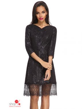 Платье DeVita, цвет черный