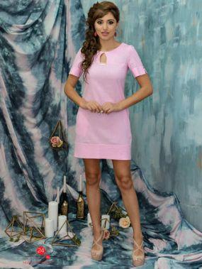 Платье Marafett, цвет розовый