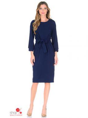 Платье Sartori Dodici, цвет темно-синий