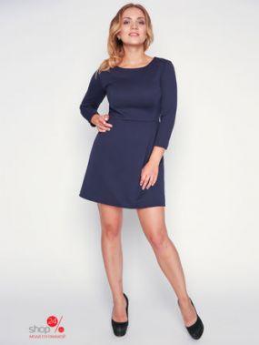 Платье MariKo, цвет темно-синий