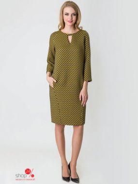 Платье Vis-a-vis, цвет салатовый