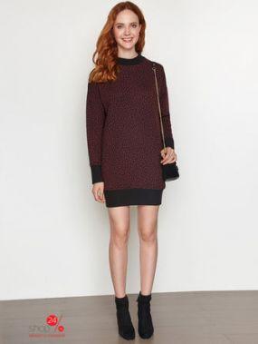 Платье CONCEPT CLUB, цвет бордовый, черный