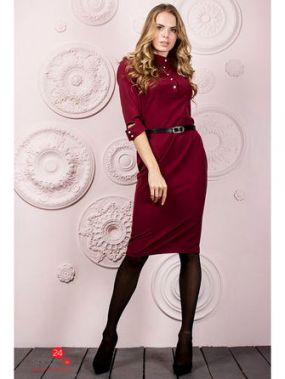 Платье Lecco, цвет бордовый