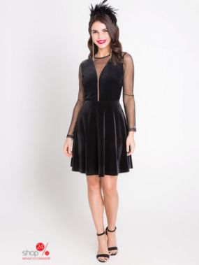 Платье Bestia, цвет черный