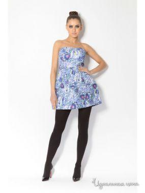 Платье Tutto Bene, цвет синий