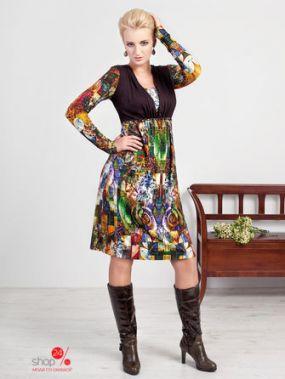 Платье Rita, цвет мультиколор