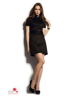 Платье Cardo, цвет черный