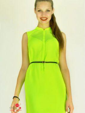 Платье Fantosh, цвет салатовый