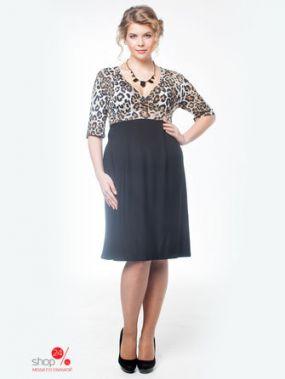 Платье Hi1, цвет мультиколор