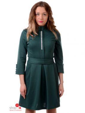 Платье LEO PRIDE, цвет зеленый