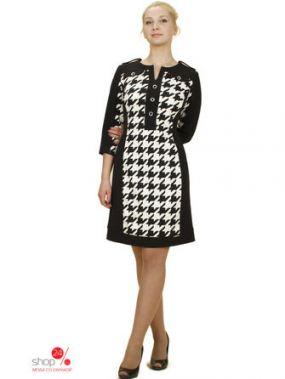 Платье Mankato, цвет черный, белый