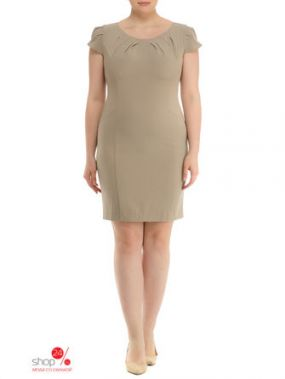 Платье Fleuretta, цвет бежевый
