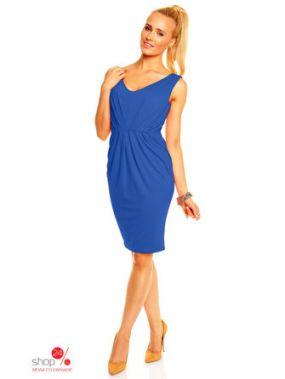 Платье LENTAL, цвет ярко-синий