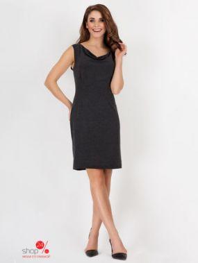 Платье Awama, цвет темно-серый