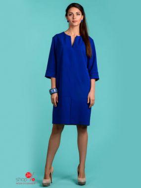 Платье Solh, цвет синий