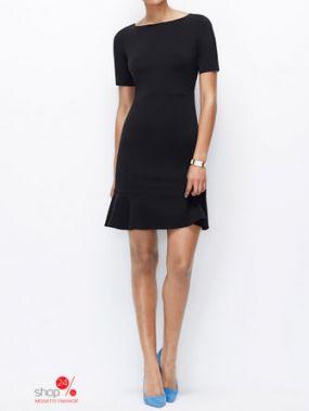 Платье Twenty Two, цвет черный