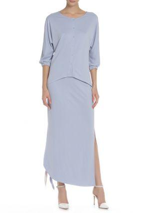 Костюм: юбка и блуза Adzhedo