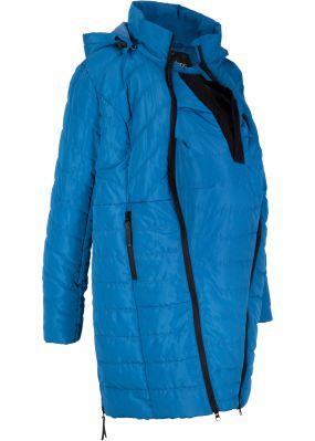 Куртка для беременных со вставкой для малыша