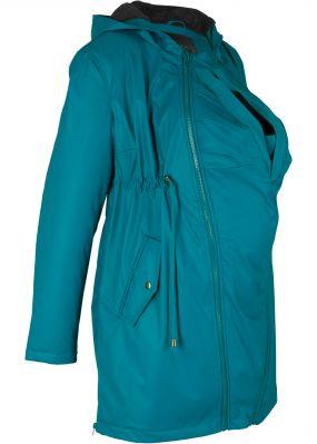 Куртка-дождевик для беременных на подкладке
