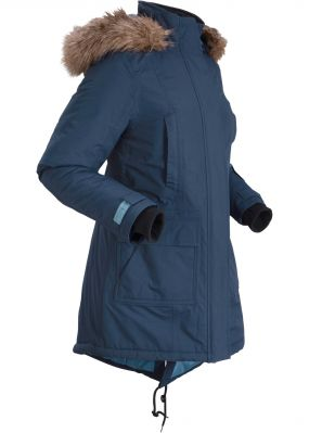 Куртка-парка утеплённая