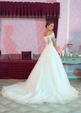 ESS033 Свадебное платье