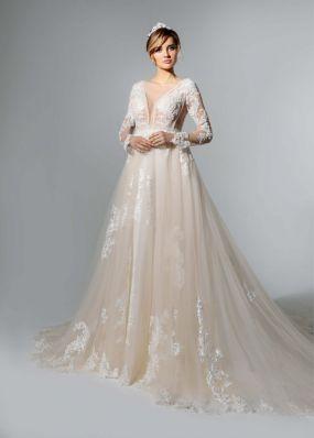 ESS034 Свадебное платье