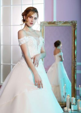 ESS046 Свадебное платье