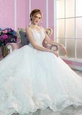 ESS025 Свадебное платье