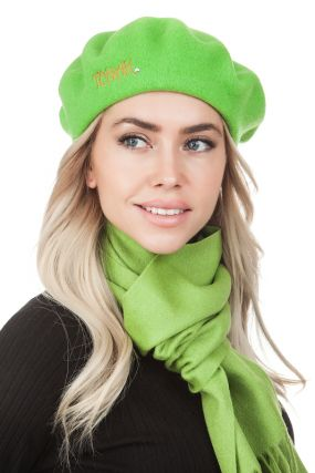 Комплект: берет, шарф Tonak