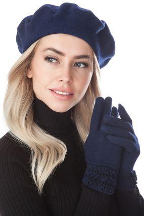 Комплект: берет, перчатки Tonak