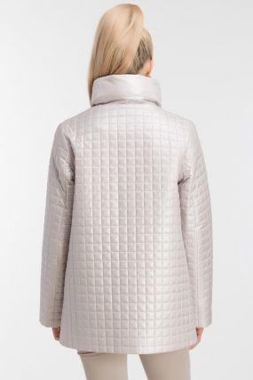 Модная весенняя женская куртка на тинсулейте