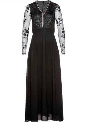 Макси-платье на вечер