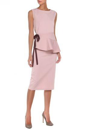 Костюм: блуза, юбка, пояс Adzhedo