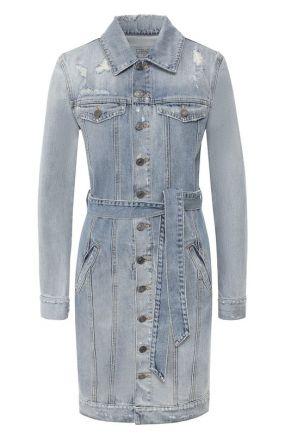 Джинсовое платье Givenchy