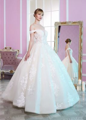 ESS008 Свадебное платье