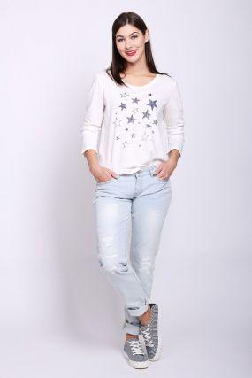 Классические джинсы QS