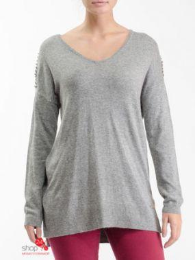 Пуловер Phard, цвет темно-серый