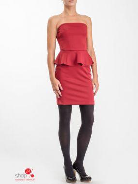 Платье Phard, цвет ярко-красный