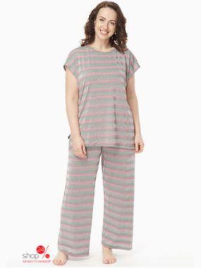 Пижама Amarti, цвет розовый
