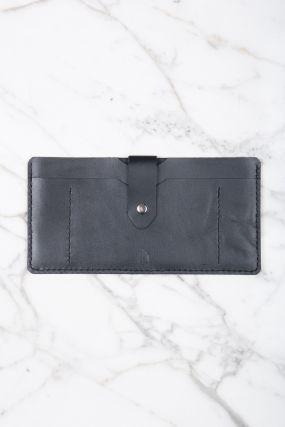 Travel-портмоне IN MY HAND черного цвета (One Size)