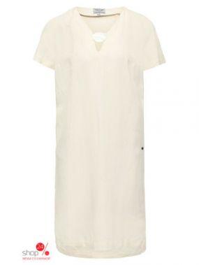 Платье Finn Flare, цвет молочный