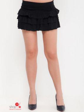 Юбка Terranova, цвет черный