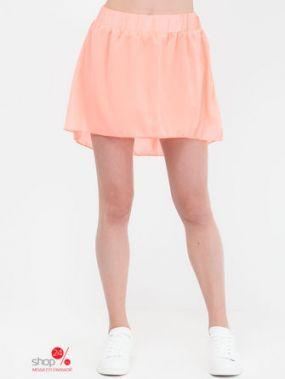 Юбка Terranova, цвет розовый