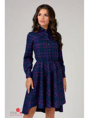 Платье 1001 DRESS, цвет синий