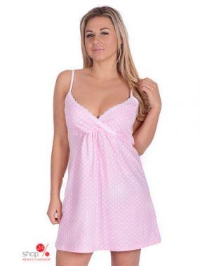 Сорочка Неженка, цвет розовый