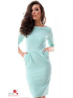 Платье Bomond, цвет ментоловый